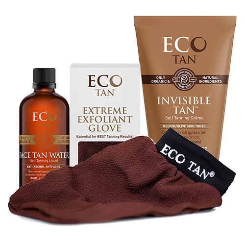 Eco Tan - Glow Pack 01