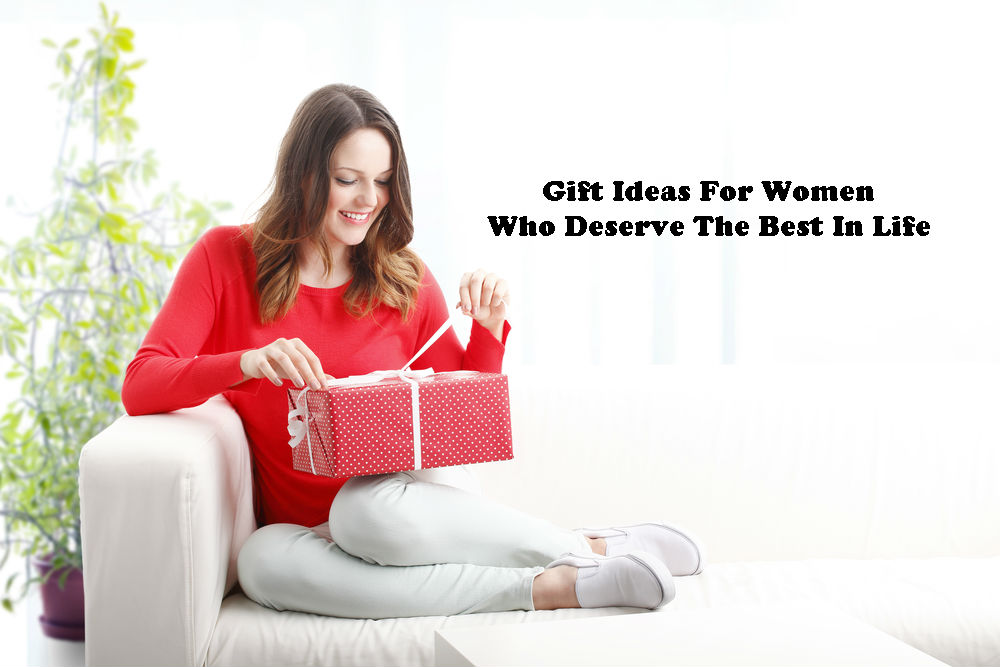Gift Ideas For Women Who Deserve The Best In Life image by Love Thyself