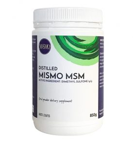 MiSMo – MSM Distilled 850g image by Love Thyself Australia