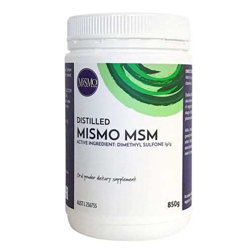 MiSMo - MSM Distilled 850g 01