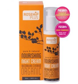RoseHip Plus - Nourishing Night Cream 50ml 01