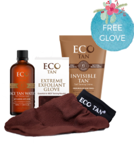 Image of Christmas EcoTan Glow Pack by Love Thyself Australia
