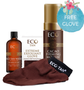 Image of Christmas EcoTan Lux Pack by Love Thyself Australia