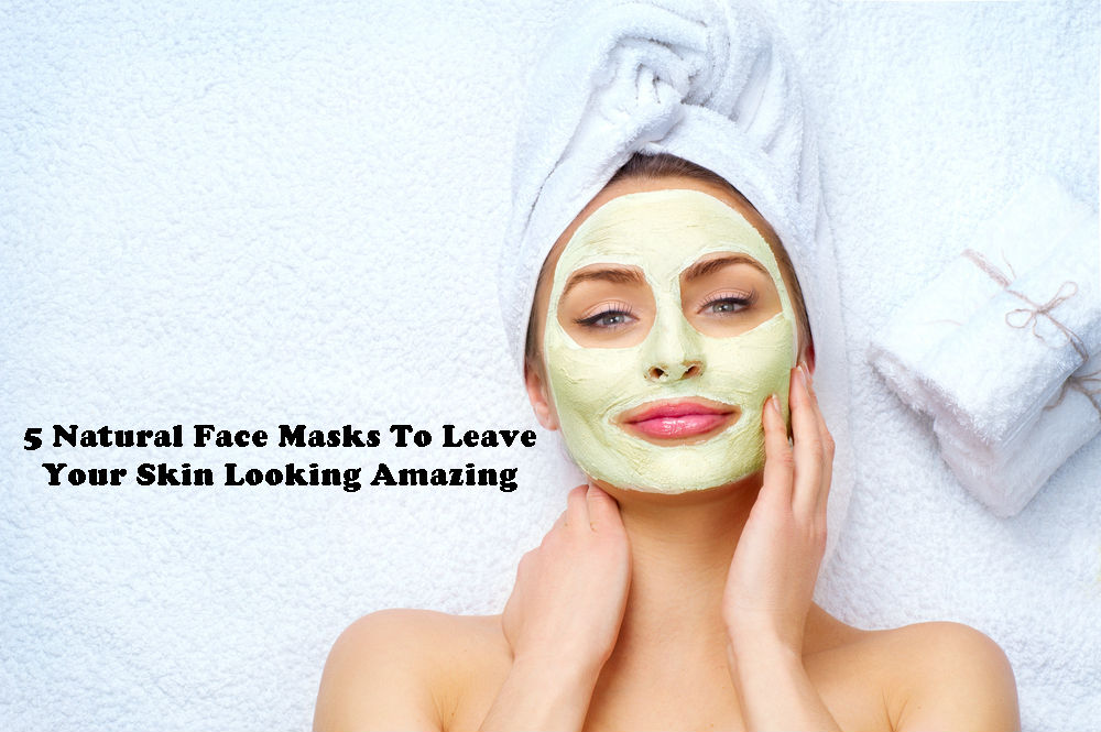 5 Natural Face Masks To Leave Your Skin Looking Amazing image by Love Thyself