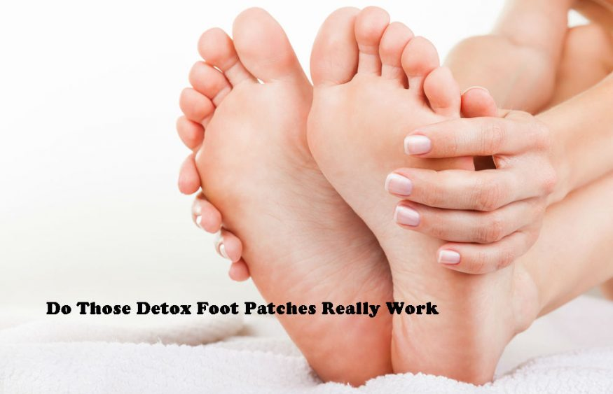Do Those Detox Foot Patches Really Work?