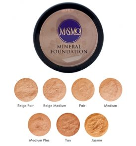 MiSMo – Mineral Makeup Foundations Medium image by Love Thyself Australia