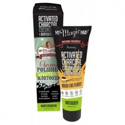 My Magic Mud - Wintergreen Toothpaste 113g 01