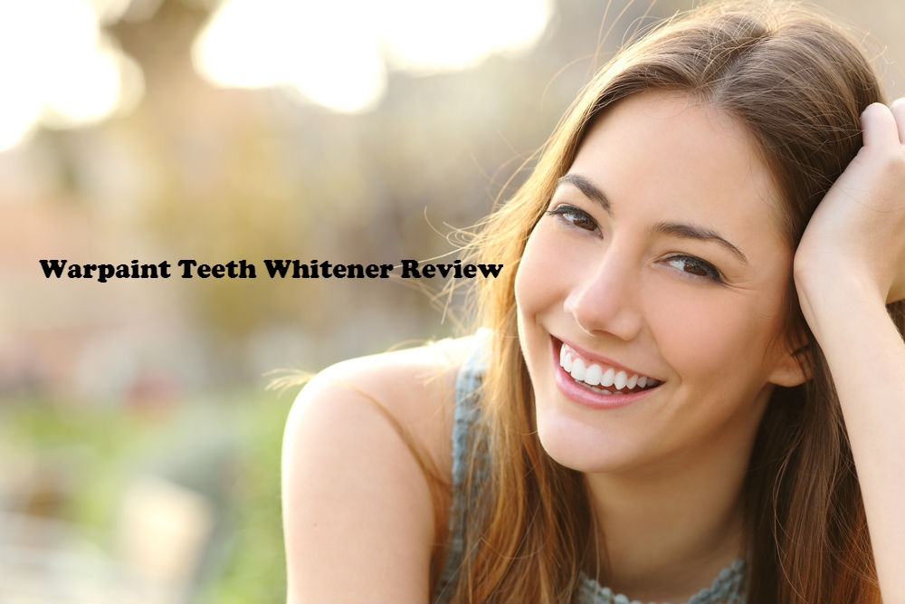 Warpaint Teeth Whitener Review image by Love Thyself