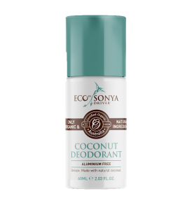 Image of Eco Tan Coconut Roll on Deodorant 60ml by Love Thyself Australia