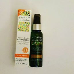 ANDALOU NATURALS Natural Glow 3 In 1 Treatment 1
