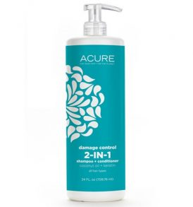 Image of Acure - 2 in 1 Shampoo & Conditioner Coconut 709ml by Love Thyself Australia