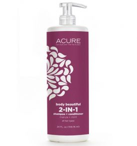 Image of Acure - 2 in 1 Shampoo & Conditioner Mint Marula 709ml by Love Thyself Australia