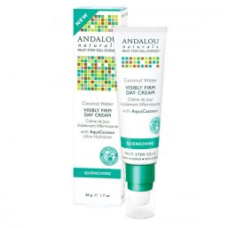 Andalou Naturals - Coconut Visibly Firm Day Cream 50g 01