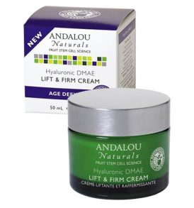 Andalou Naturals - Lift & Firm Cream 50ml 01