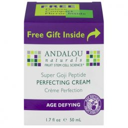 Andalou Naturals - Super Goji Peptide Perfecting Cream 50ml 04