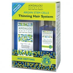 Andalou Naturals - Thinning Hair System 3 Pack (1)