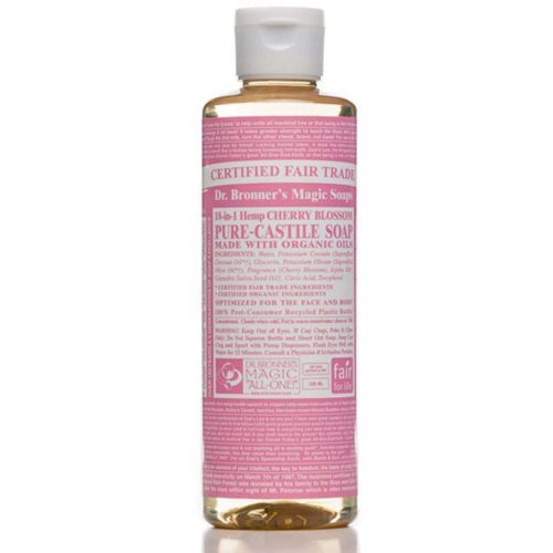 Image of Dr Bronners - Liquid Castile Soap Cherry Blossom 237ml by Love Thyself Australia
