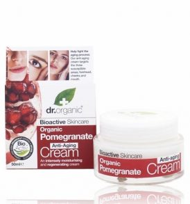 Dr Organic – Pomegranate Cream 50ml 01