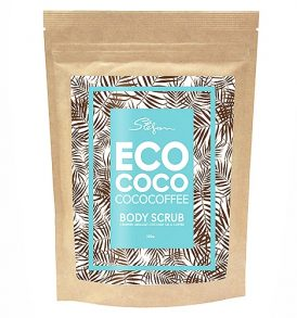 Image of ECOCOCO - Coffee Body Scrub 220g by Love Thyself Australia