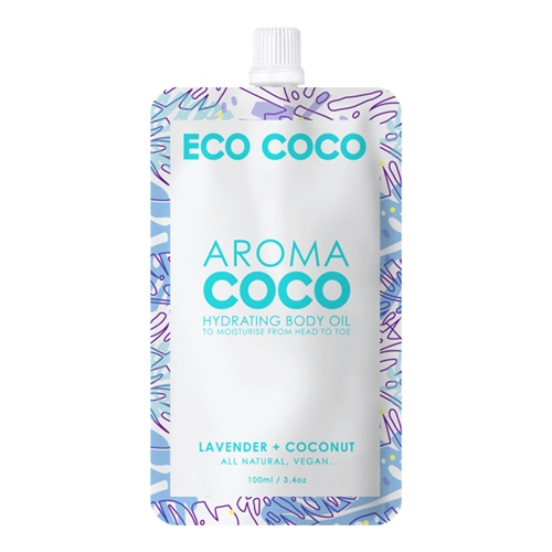 ECOCOCO - Hydrating Oil 100ml 01