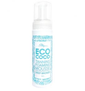 ECOCOCO - Tanning Foaming Mousse 200ml 01