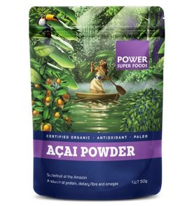 Image of Power Super Foods - Acai Berry Powder 50g by Love Thyself Australia