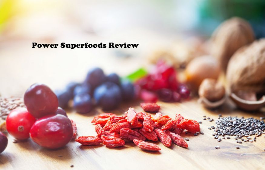 Power Superfoods Review