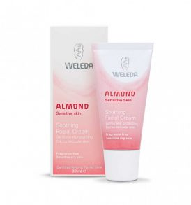 Image of Weleda - Almond Soothing Facial Cream 30ml by Love Thyself Australia
