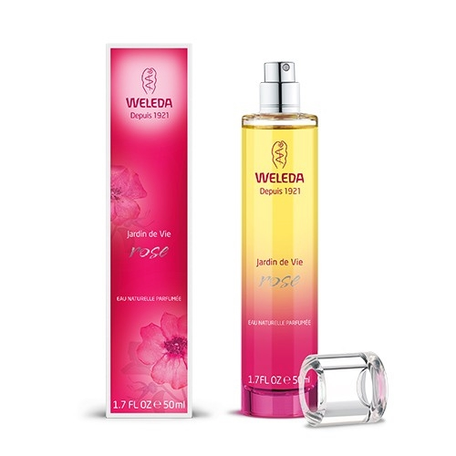 Weleda - Natural Perfume Rose 50ml 02