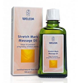 Image of Weleda - Stretch Mark Massage Oil 100ml by Love Thyself Australia