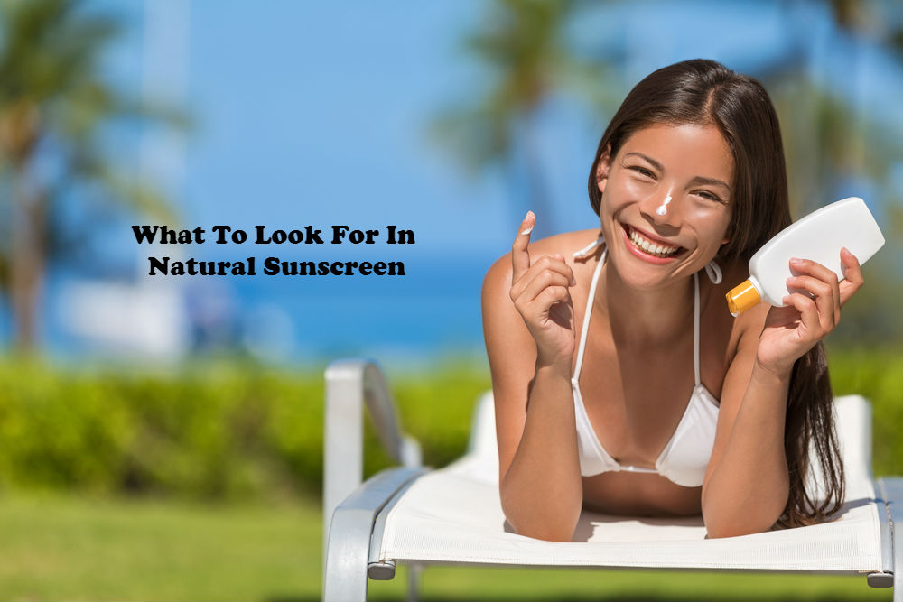 What To Look For In Natural Sunscreen image by Love Thyself Australia