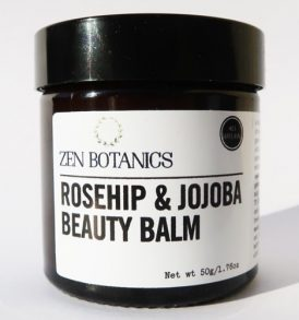 Zen Botanics - Rosehip and Jojoba Beauty Balm 50g 01