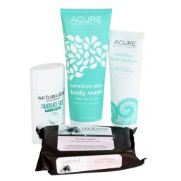 9 Sensitive Skin Care Pack