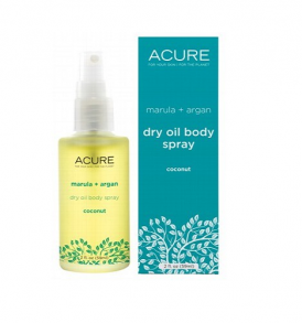 Image of Acure – Coconut Dry Oil Body Spray 59ml by Love Thyself Australia