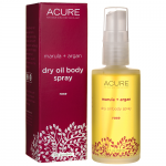 Image of Acure – Rose Dry Oil Body Spray 59ml by Love Thyself Australia