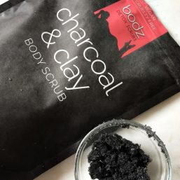 Bodz - Activated Charcoal & Clay Body Scrub 200g 02
