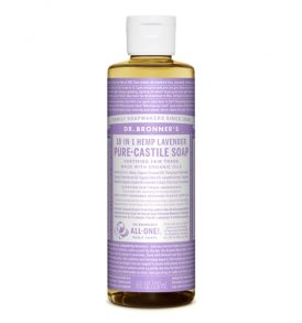Image of Dr Bronners – Liquid Castile Soap Lavender 237ml by Love Thyself Australia