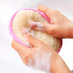 Natural Shower Loofah 03