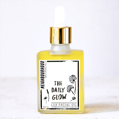 Neighbourhood Botanicals - The Daily Glow Facial Oil 30ml 01