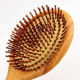 Wooden Bamboo Hair Brush 03