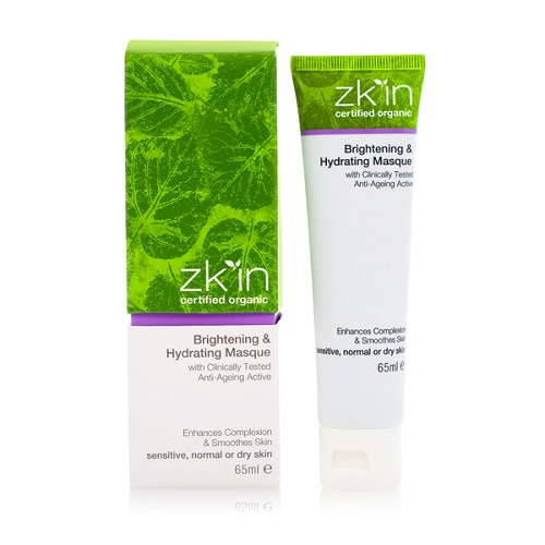 Zk'in - Brightening & Hydrating Masque 65ml