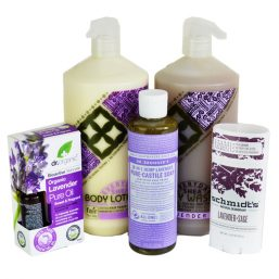 10 Lovely Lavender Bathroom Pack