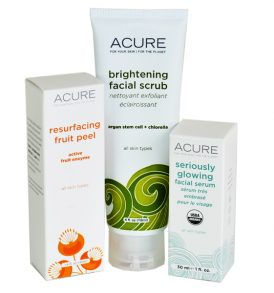 12 Acure Bright and Glowing Face Pack