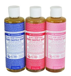 Dr Bronner Combination Pack image by Love Thyself Australia