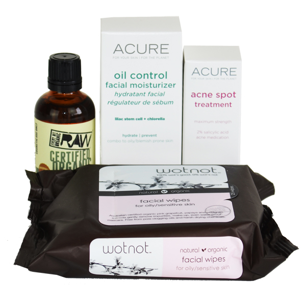 24 Acne_Oily Skincare Pack
