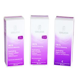 25 Weleda Iris Hydrating Pack