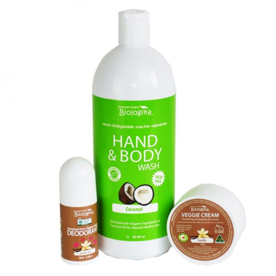 31 Biologica Hand and Body Pack