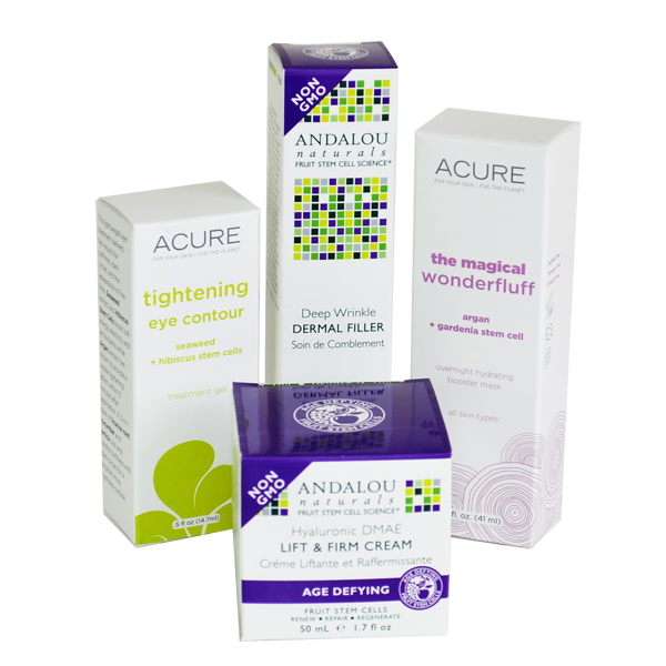 6 Anti-Aging Skin Care Pack