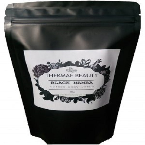 Image of Thermae Beauty – Black Mamba Coffee Body Scrub 150g by Love Thyself Australia