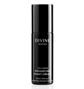 Divine Woman - Collagen Enhancing Night Cream 50ml 01